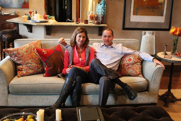 Amanda and Keith Erwin, of Edmond, say they're learning to live with near-daily earthquakes. The Erwins have written letters to both of their state lawmakers asking them to investigate.