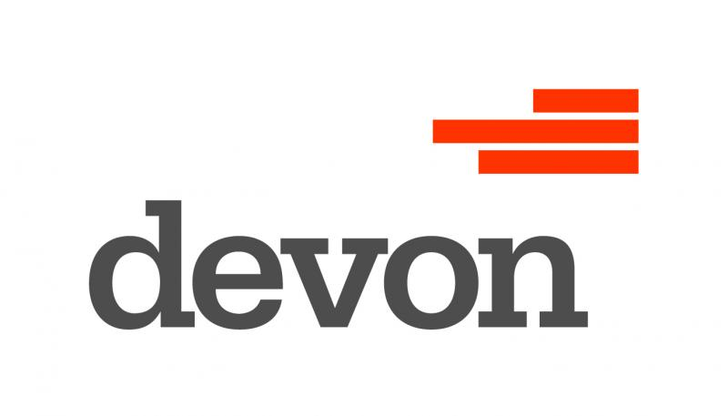 Logo for Devon Energy