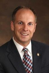 State Rep. Jeff Hickman (R-Fairview)