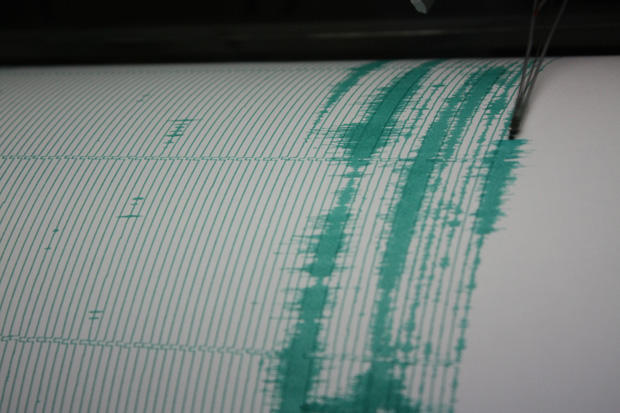 seismic readout