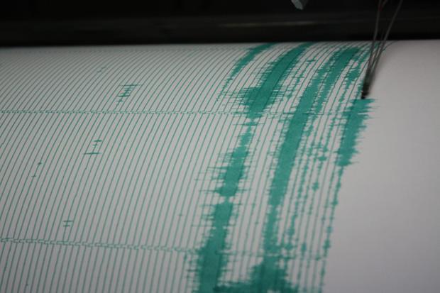 seismic readout