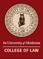 Logo for the OU College of Law