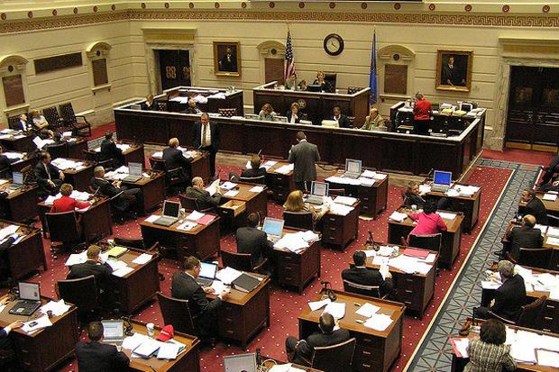 The Oklahoma Senate