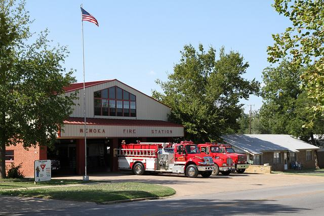 Wewoka Fire Department