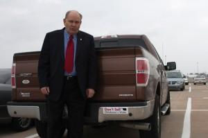 State Sen. Jerry Ellis, D-Valiant.