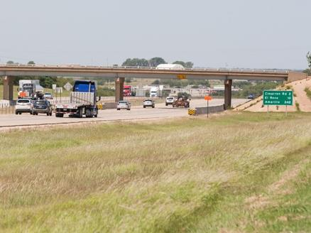 A new interchange has been proposed at Interstate 40 and Frisco Road in Yukon.