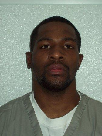 Alton Nolen in a 2011 photo from the Oklahoma Department of Corrections