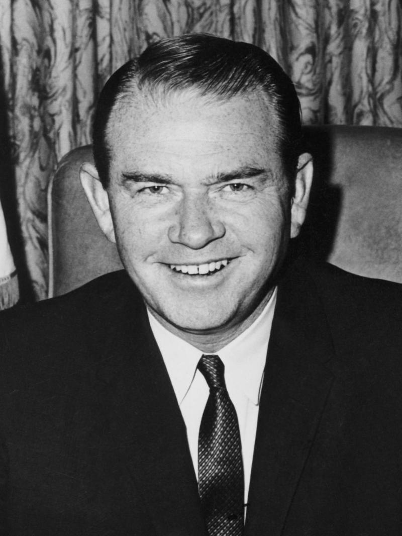 Henry Bellmon, Oklahoma's 18th and 23rd governor and two-term U.S. Senator