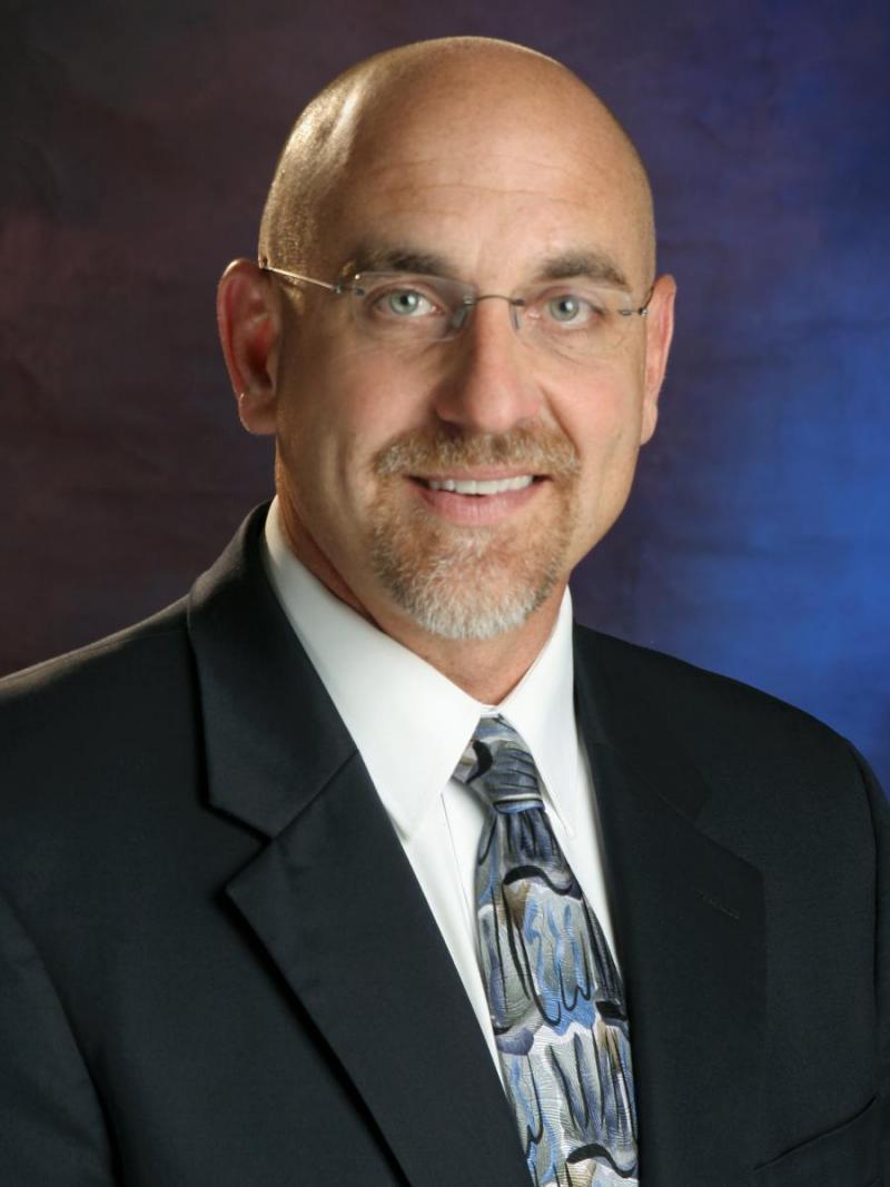 Rob Neu, Oklahoma City Public Schools Superintendent