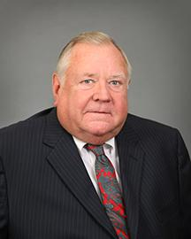 Charles Ed McFall, Chairman, The Oklahoma Health Care Authority Board of Directors
