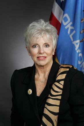 Oklahoma Secretary of Veterans Affairs Rita Aragon