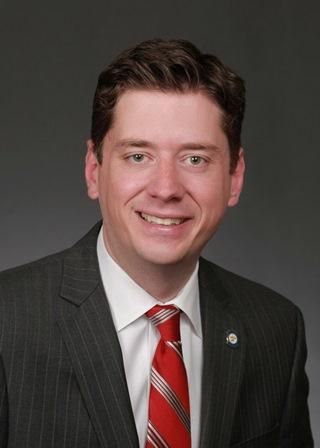 Oklahoma State Senator David Holt, R-Oklahoma City.