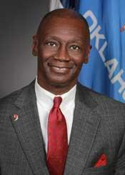 Oklahoma Representative George Young, District 99, D-Oklahoma City