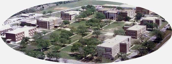 The Oklahoma School for the Deaf in Sulphur, Oklahoma.
