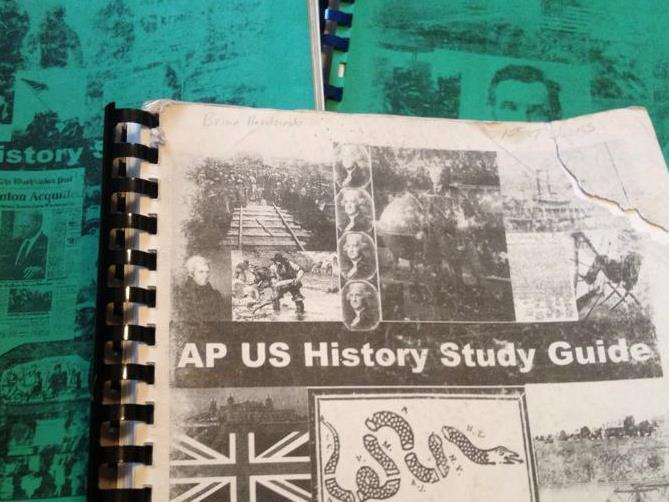 AP U.S. History study guides