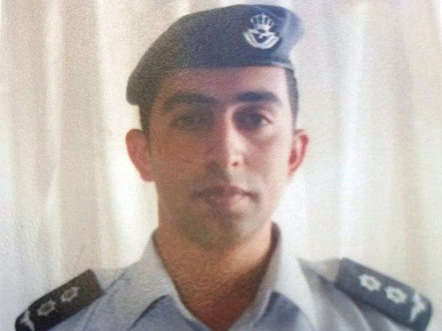 Jordanian fighter pilot Moaz al-Kasasbeh, who was burned alive by militants from the self-proclaimed Islamic State.