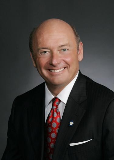 Republican state Sen. Rick Brinkley
