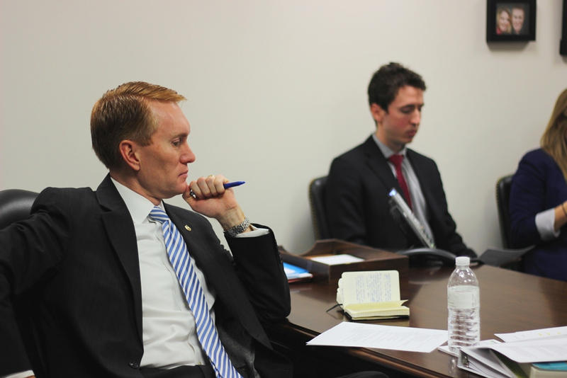 U.S. Senator James Lankford (R-Okla.)