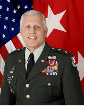 Maj. Gen. Myles Deering