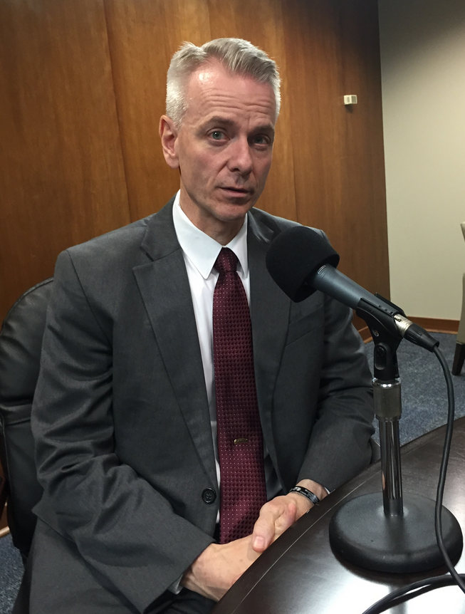 "U.S. Rep. Steve Russell (R-Okla.) says the United States shouldn't ""accommodate"" Iran in ongoing nuclear talks."
