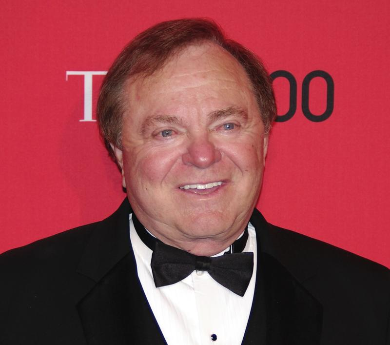 Continental Resources CEO Harold Hamm at the 2012 Time 100 gala.