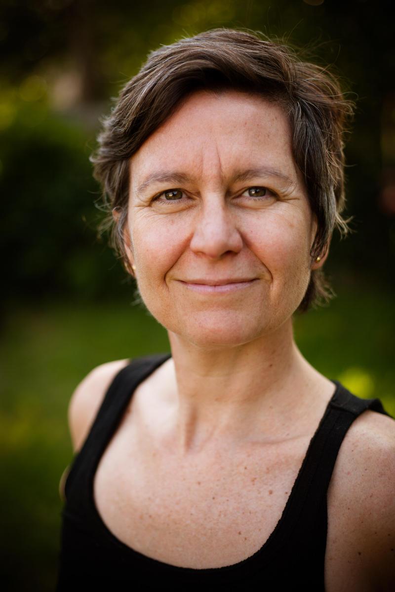 University of Oklahoma geographer Laurel Smith