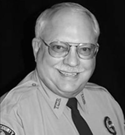 Tulsa County Sheriff's Office reserve deputy Robert Bates