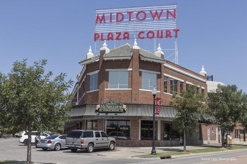 Midtown Plaza Court