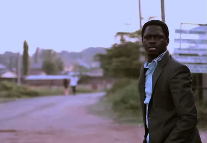 A still from Kenneth Gyang's 2013 film 'Confusion Na Wa.'