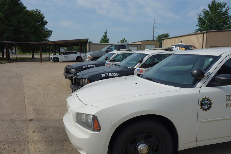 The Oklahoma Highway Patrol led the state in seized funds.