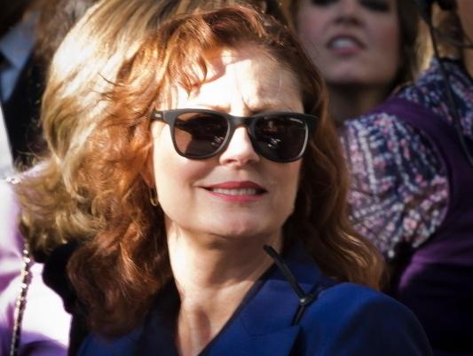 Susan Sarandon at the 2012 Toronto International Film Festival
