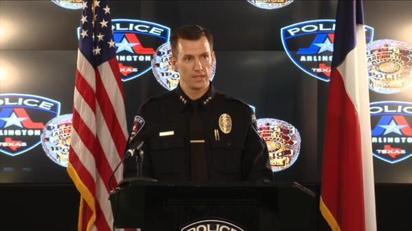 Arlington Police Chief Will Johnson says he's troubled by some of the actions taken by police at the car dealership where Christian Taylor was fatally shot.