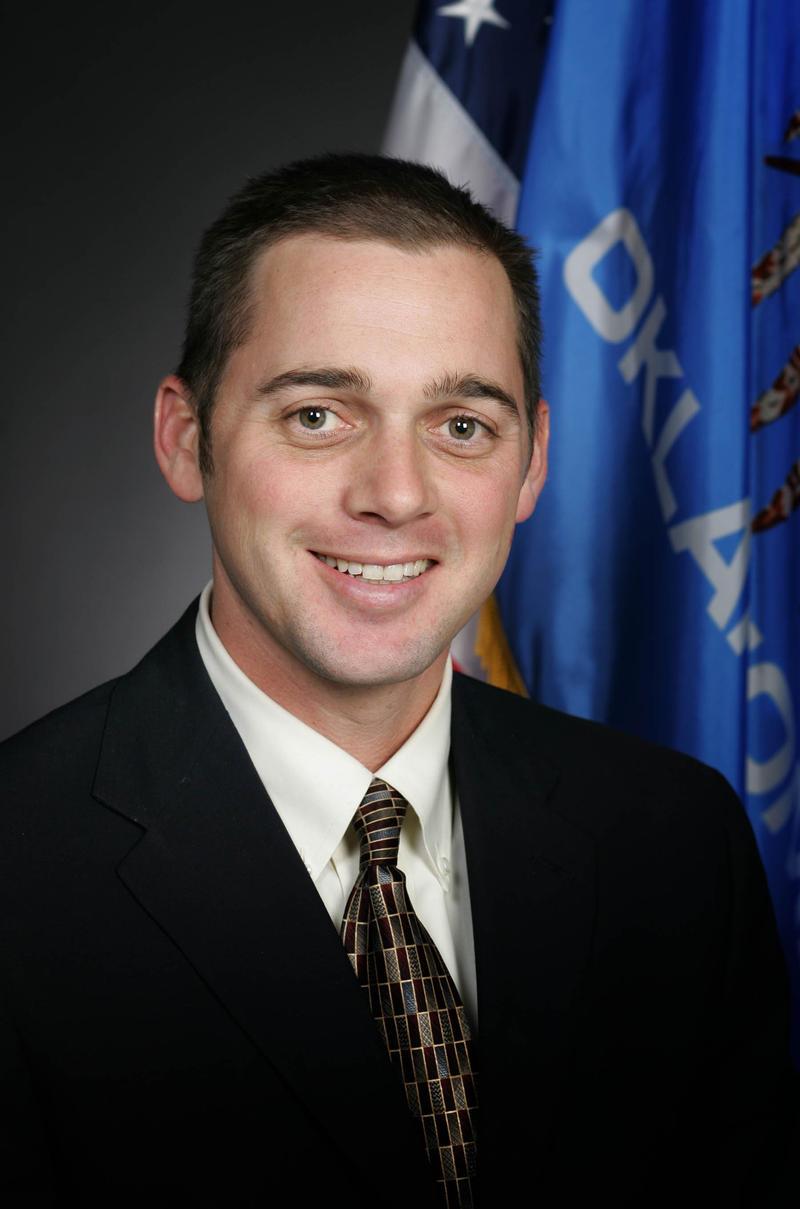 State Sen. Bryce Marlatt (R-Woodward)
