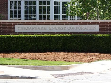 Chesapeake Energy's Oklahoma City campus