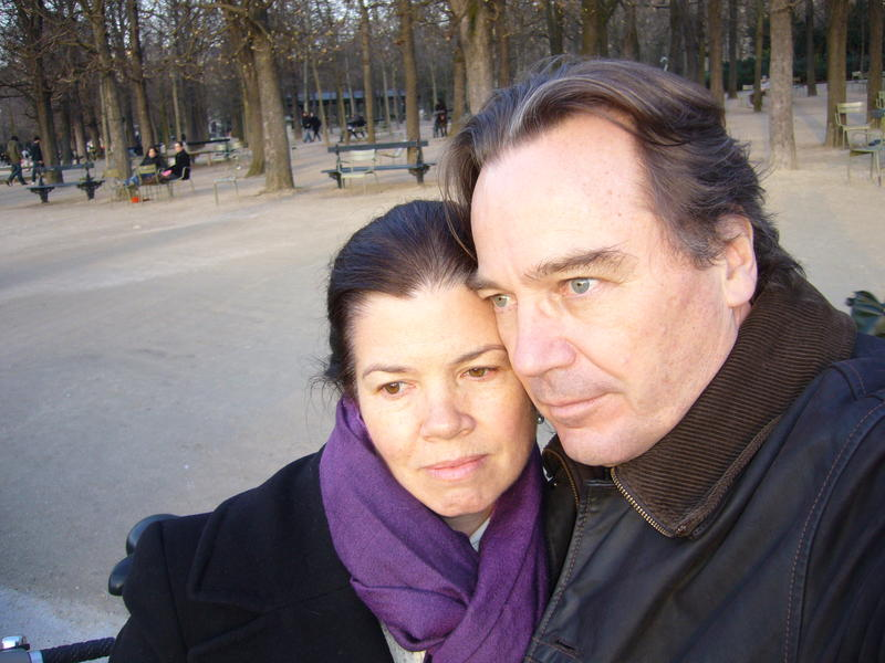 Pamela Yates and Paco de Onís