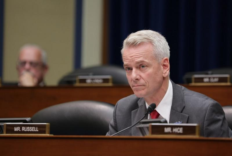 U.S. Rep. Steve Russell during a July 2015 meeting of the House Committee on Oversight and Government Reform.