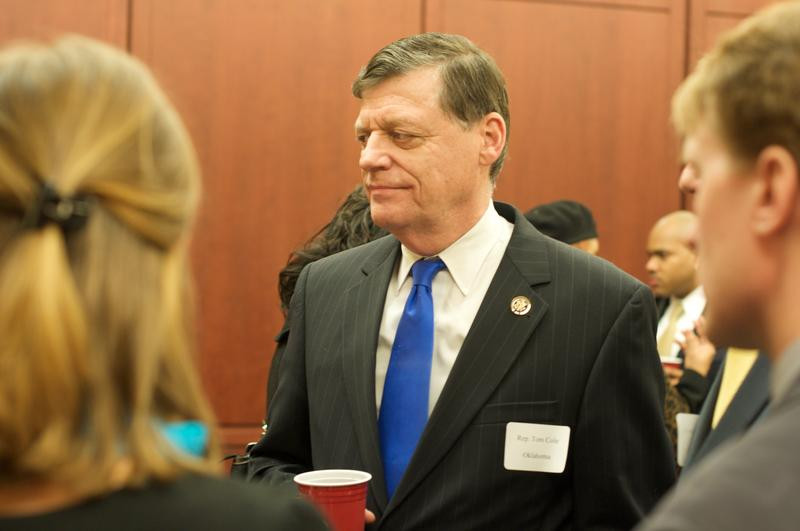 U.S. Rep. Tom Cole (R-Okla. 4)