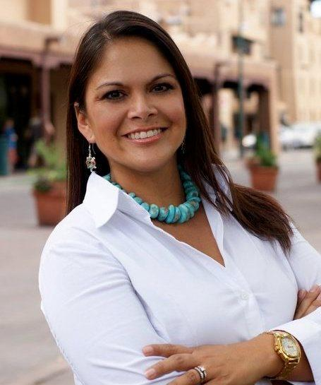 University of Oklahoma Native American Studies Associate Professor Heather Shotton