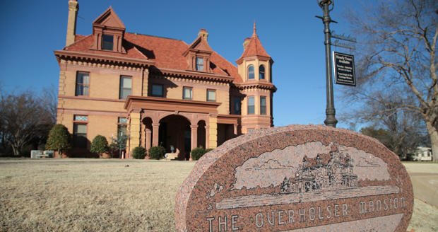 The Henry Overholser Mansion is one of several dozen historical sites that receive state funding. A proposed $1.5 million cut to the Oklahoma Historical Society could cause several sites around the state to close.