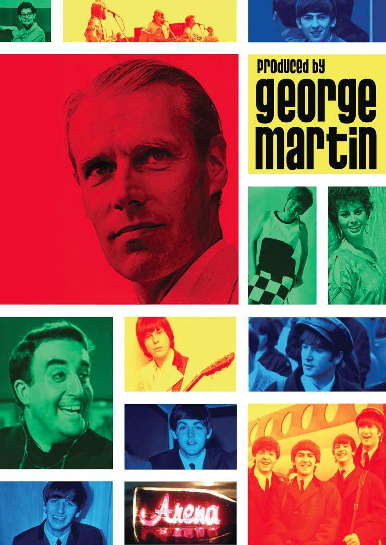 The Fifth Beatle: A George Martin Appreciation