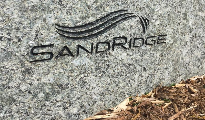 SandRidge Energy sign