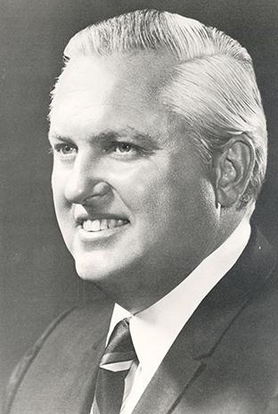Former Oklahoma Gov. David Hall