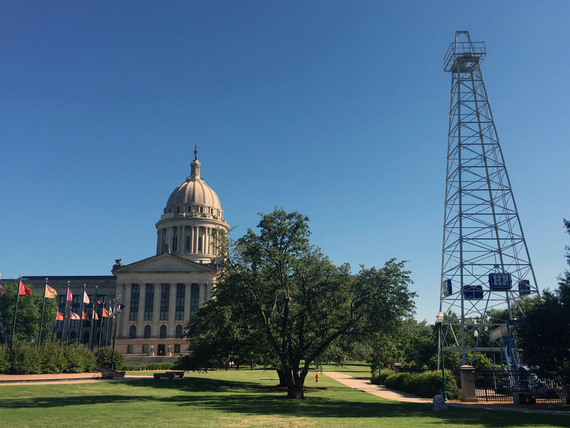 State Capitol, Oklahoma Capitol