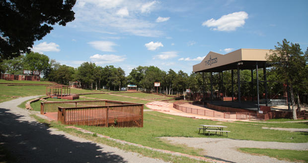 The Zoo Amphitheatre at 2101 NE 50th St. in Oklahoma City.