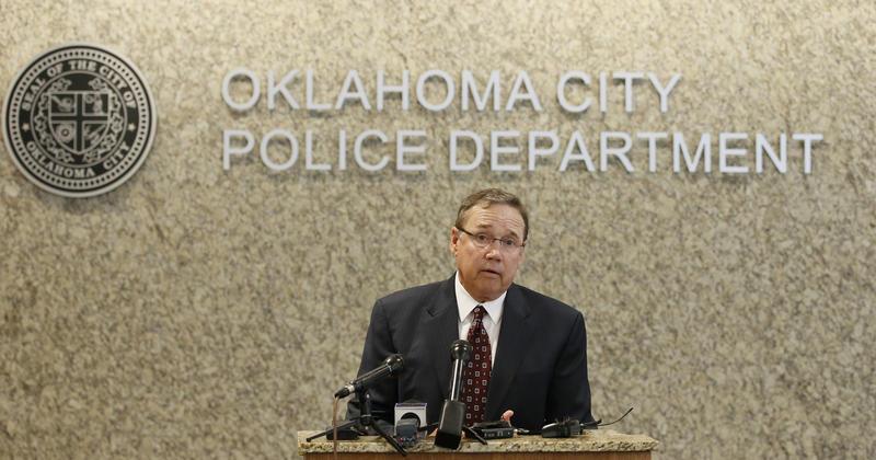Oklahoma City Police Chief Bill Citty