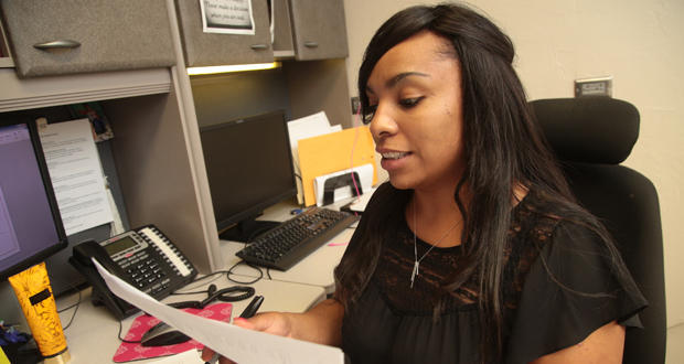 Reaina Harris is diversion program coordinator with Red Rock Behavioral Health Services, which partners with the Midwest City Police Department to provide mental health and substance abuse programs to prisoners.