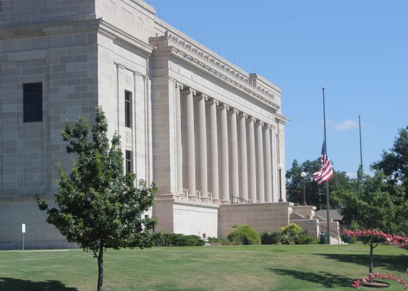The Oklahoma Judicial Center houses the state Supreme Court, the Court of Criminal Appeals and the Administrative Office of the Courts.