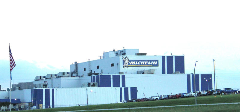 Expansion of Michelin's tire manufacturing plant in Ardmore and Goodyear's plant in Lawton are being subsidized by the state for nearly $89 million over 13 years.