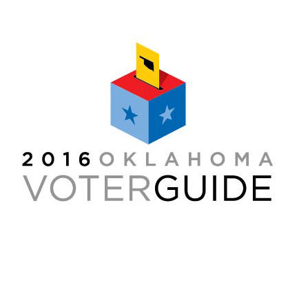 2016 Oklahoma Voter Guide