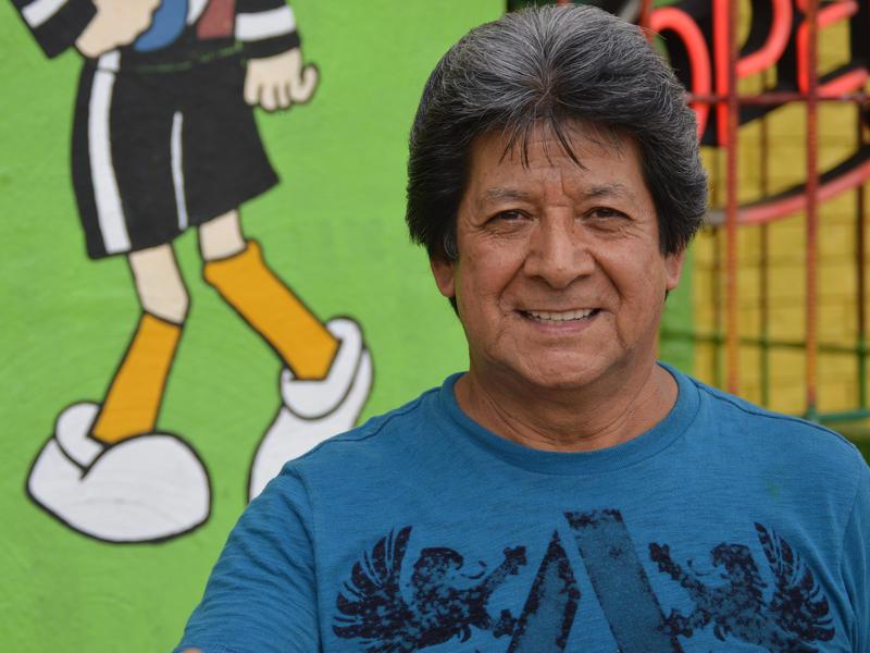 Agustin Trejo